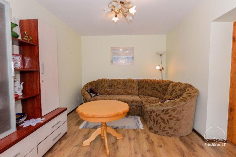 Ilgalaikei ir trumpalaikei nuomai dviejų kambarių butas su visais patogumais - 4