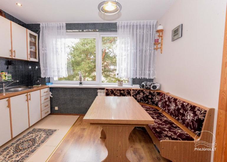Trumpalaikei nuomai dviejų kambarių butas su visais patogumais