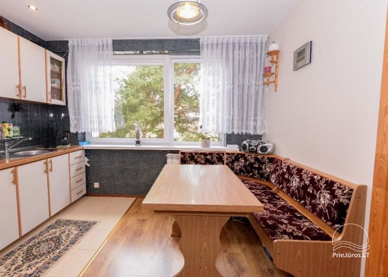 Ilgalaikei ir trumpalaikei nuomai dviejų kambarių butas su visais patogumais - 1