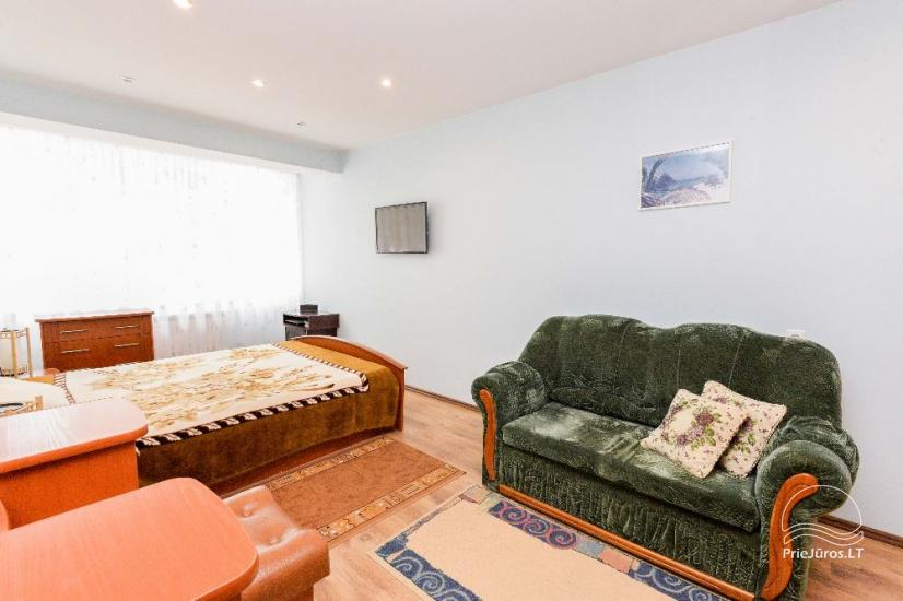 Ilgalaikei ir trumpalaikei nuomai dviejų kambarių butas su visais patogumais - 7