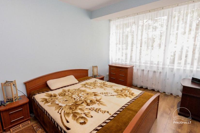 Divas istabas dzīvoklis noma Nidā - 8