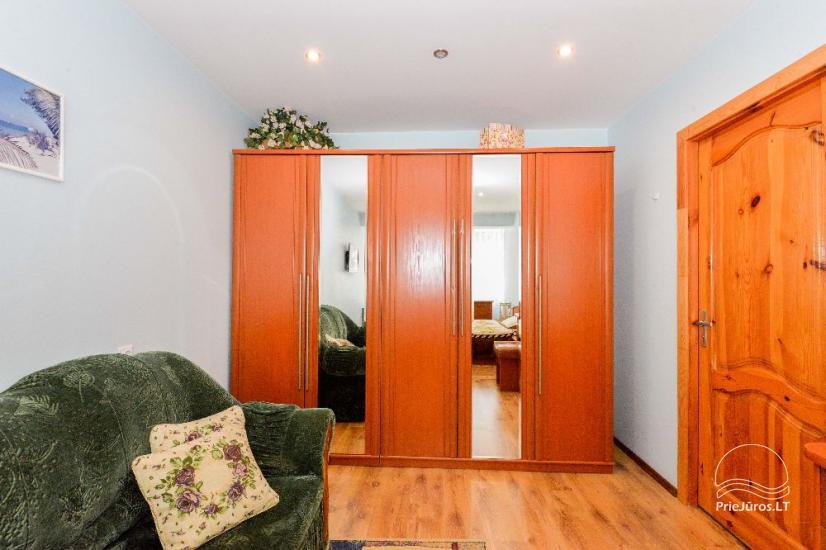 Ilgalaikei ir trumpalaikei nuomai dviejų kambarių butas su visais patogumais - 10