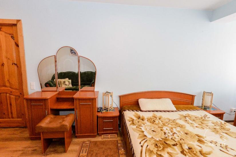 Ilgalaikei ir trumpalaikei nuomai dviejų kambarių butas su visais patogumais - 11
