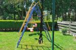 Rooms with amenities in Palanga: yard, grill, swings - 4