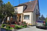 Rooms with amenities in Palanga: yard, grill, swings - 6
