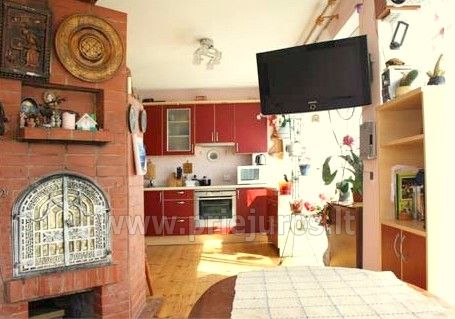 1-2 rooms apartments for rent in Nida, Curonian Spit, near Baltic sea - 3
