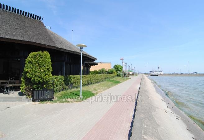 Doppel-Wohnungen zur Miete in Nida mit Blick auf die Lagune - 8