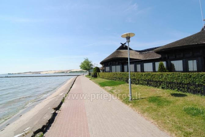 Doppel-Wohnungen zur Miete in Nida mit Blick auf die Lagune - 9
