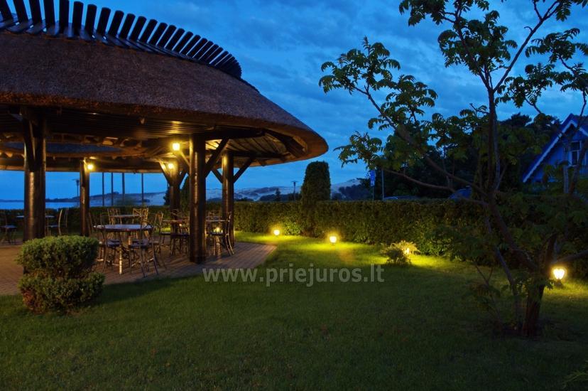 Doppel-Wohnungen zur Miete in Nida mit Blick auf die Lagune - 11
