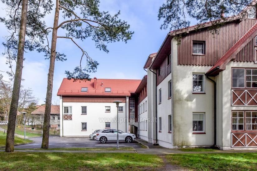 Erdvus 3 kambarių butas Nidoje:puikus vaizdas,arti marių,vieta automobiliui! - 3