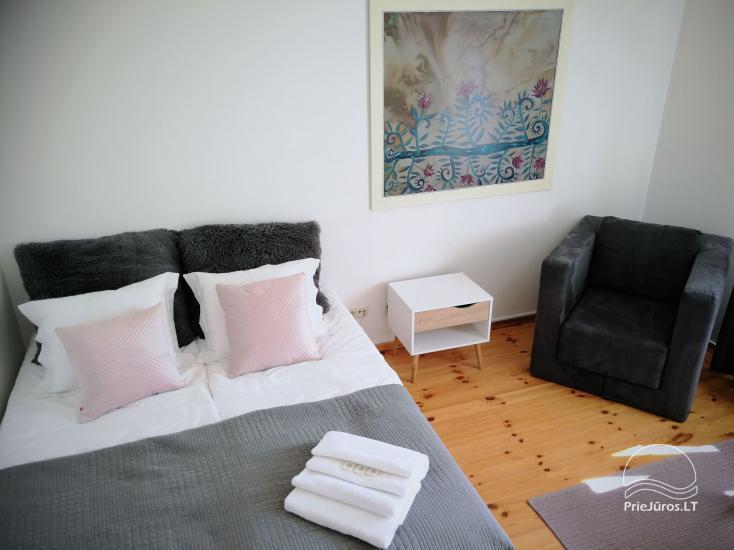 Unterkunft an der Ostsee in Litauen. Zimmer zu vermieten in Klaipeda, 300 Meter zum Strand - 4
