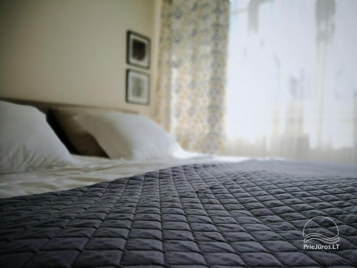 Svečių namai 8 smilgos - kambarių nuoma Melnragėje 300 m iki jūros