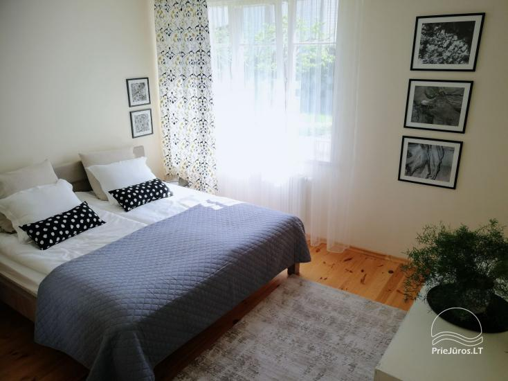 Unterkunft an der Ostsee in Litauen. Zimmer zu vermieten in Klaipeda, 300 Meter zum Strand - 7