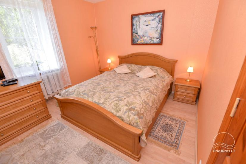 Two rooms flat in Nida, Curonian Spit - 8