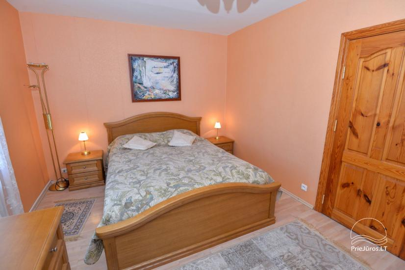 Two rooms flat in Nida, Curonian Spit - 10