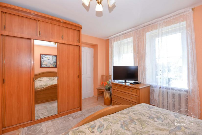 Two rooms flat in Nida, Curonian Spit - 11