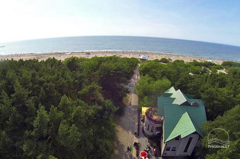 Villa Krantas Palangā 30 m līdz pludmalei! - 1