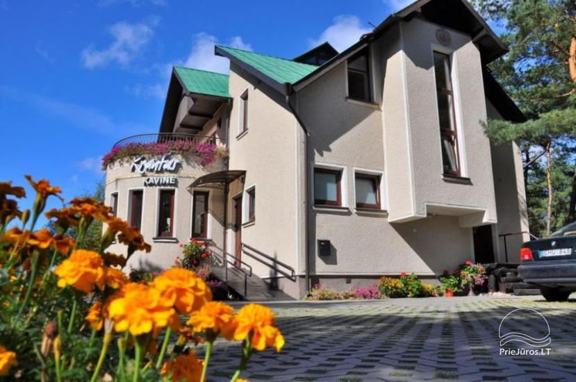 Villa Krantas in Palanga 30 meters to the beach! - 2