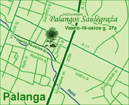 Apartment-Komplex PALANGOS SAULĖGRĄŽA in Palanga - 24