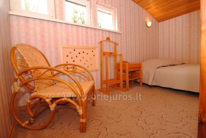 Bedroom of a cottage