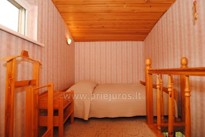 Bedroom of a cottage