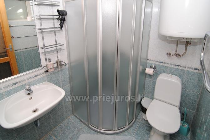 WC, shower of a cottage