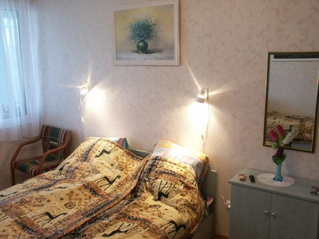 2-4 vietų apartamentai Šventojoje Baltoji ramunė, 800 m iki jūros - 1