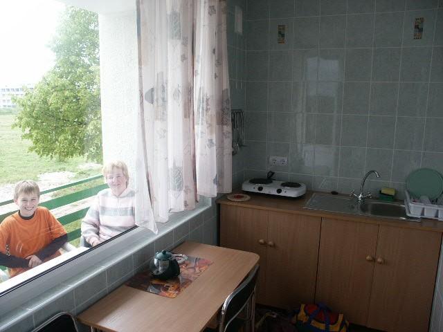 2-4 vietų apartamentai Šventojoje Baltoji ramunė, 800 m iki jūros - 8