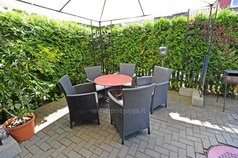 Apartments in a guesthouse in Nida Pas Gerda - 4