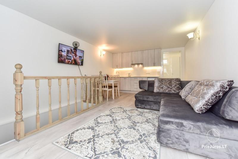 Stadthaus-Appartement in Nidden  PRIE MARIU
