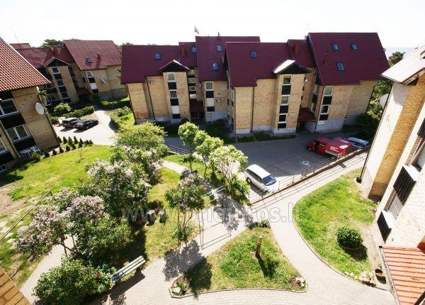1 kambario butas ir 4 kambarių butas Nidoje