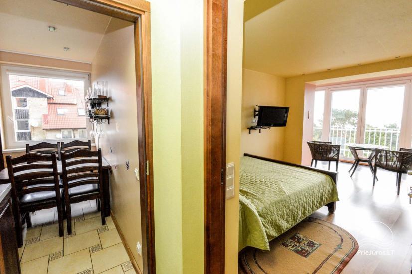 Ein-Zimmer-und Zwei-Zimmer-Wohnungen zur Miete in Nida - 13