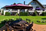 Apartments in Palanga VILA EPUSE - terraces, kitchens, wide yard, close to the sea