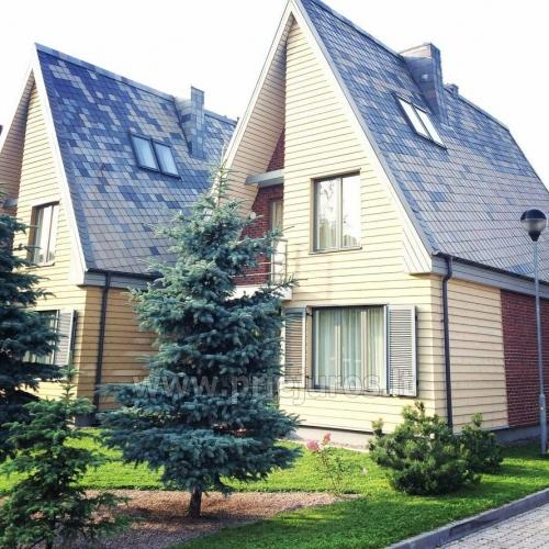 Townhouses in Palanga Green village 400 m to the sea! - 5