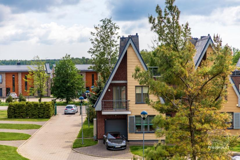 Townhouses in Palanga Green village 400 m to the sea! - 2