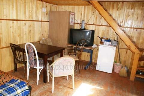 Holiday Cottage Rent in Sventoji near the sea - 11
