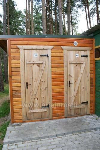 Ferienhütte an der Ostsee in Sventoji (Palanga), Litauen - 31
