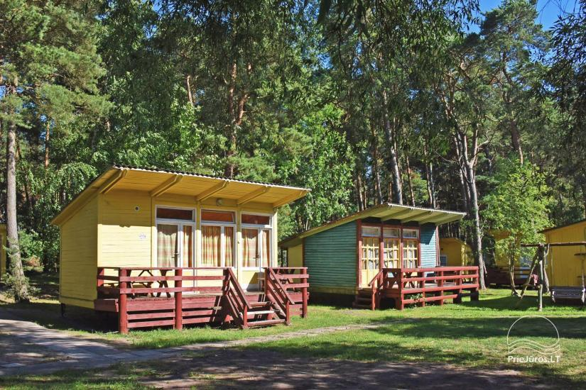 Ferienhütte an der Ostsee in Sventoji (Palanga), Litauen - 2