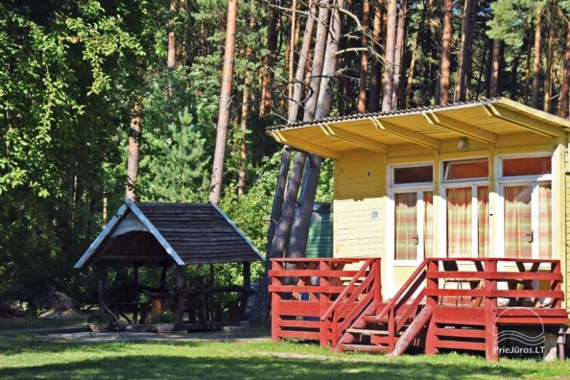 Ferienhütte an der Ostsee in Sventoji (Palanga), Litauen