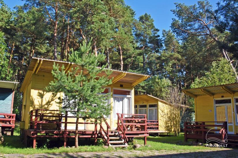 Ferienhütte an der Ostsee in Sventoji (Palanga), Litauen - 13