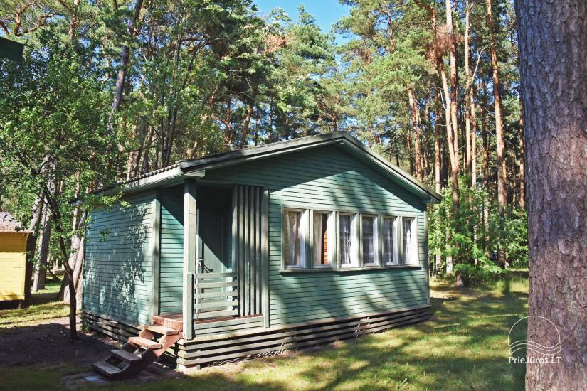 Ferienhütte an der Ostsee in Sventoji (Palanga), Litauen - 24