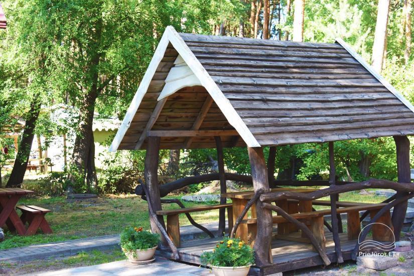 Ferienhütte an der Ostsee in Sventoji (Palanga), Litauen - 8