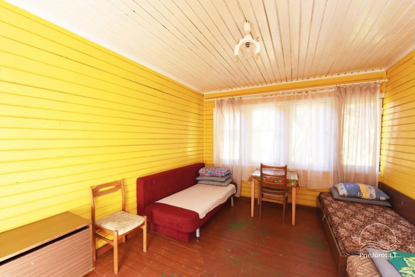 Holiday Cottage Rent in Sventoji near the sea - 25