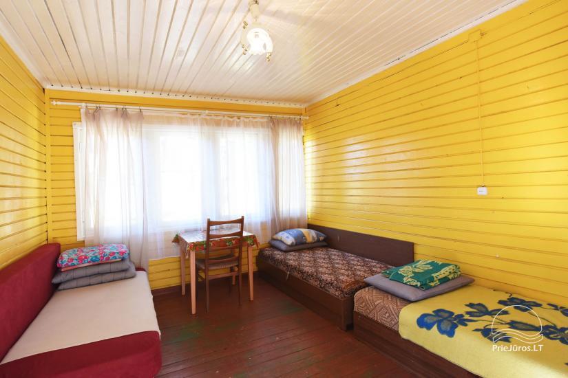 Holiday Cottage Rent in Sventoji near the sea - 26