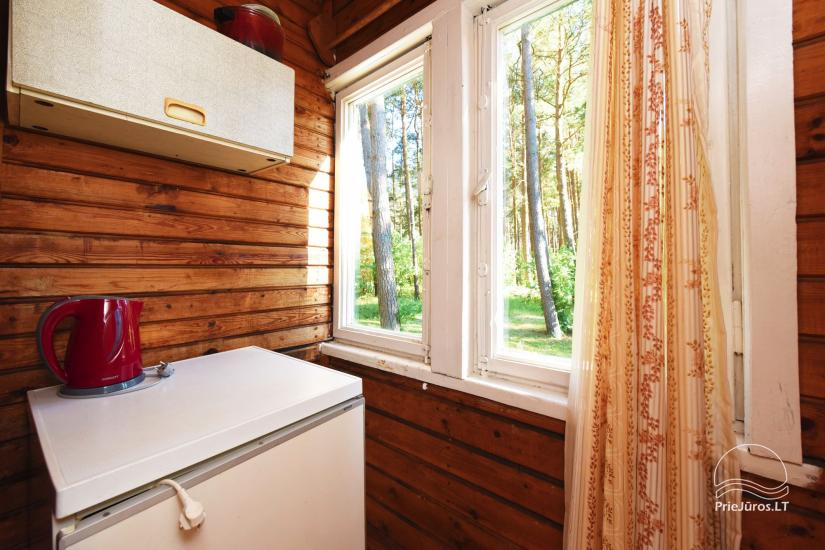 Holiday Cottage Rent in Sventoji near the sea - 27