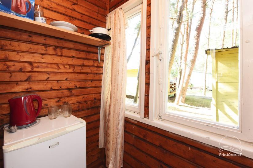 Ferienhütte an der Ostsee in Sventoji (Palanga), Litauen - 30