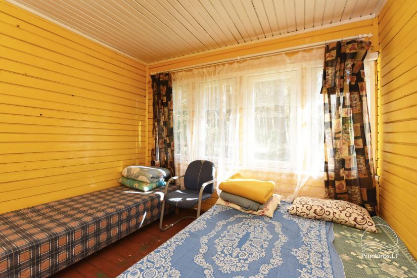 Holiday Cottage Rent in Sventoji near the sea - 28