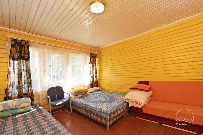 Ferienhütte an der Ostsee in Sventoji (Palanga), Litauen - 29