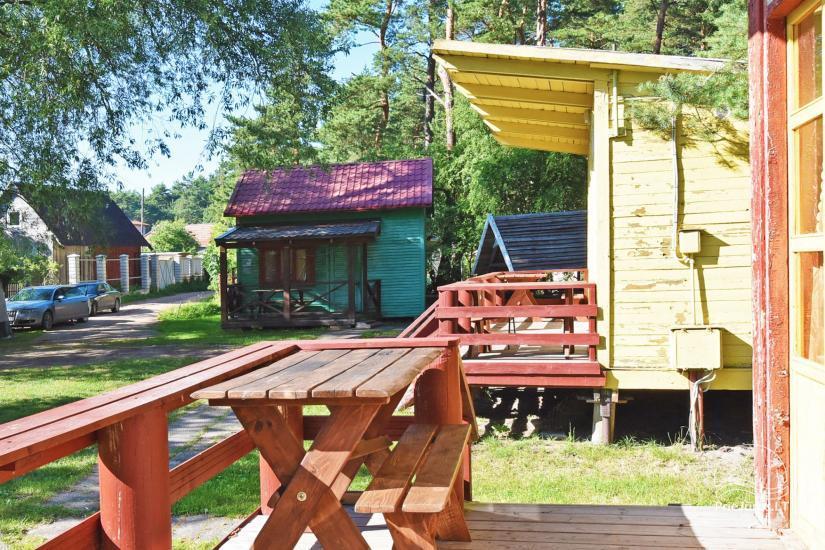 Ferienhütte an der Ostsee in Sventoji (Palanga), Litauen - 14