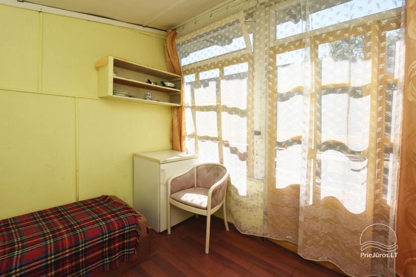 Holiday Cottage Rent in Sventoji near the sea - 17